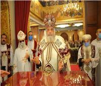 البابا تواضروس: الله أعطى العالموباء كورونا حتى يقترب الإنسان منه