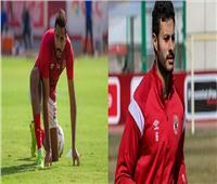 كهربا يدعم الشناوي بعد الإيقاف 4 مباريات