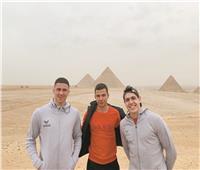 زيارات ورحلات إلى مواقع مصر القديمة والحديثة.. وانبهار بالعاصمة الإدارية