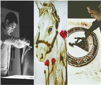 فنون «أيمن» بالرمال