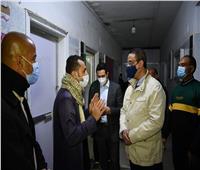 محافظ الفيوم يستجيب لطلب والد طفلتين بشأن «قوقعة الأذن»