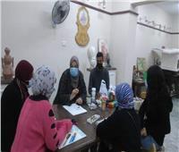 ثقافة المنيا تناقش دور المرأة في حل المشكلات