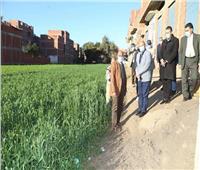 محافظ المنوفية: إنشاء توسعات لمحطة معالجة «الصرف الصحي»