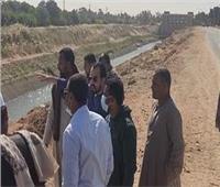 رفع إحداثيات محطات الصرف الصحى بـ«الكلح» في أسوان
