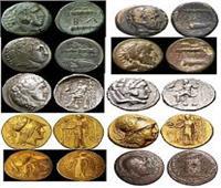 أقدم العملات المعدنية في العالم.. «سلحفاة إيجينا» دولار ما قبل التاريخ