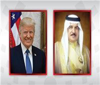 ترامب يمنح ملك البحرين وسام الاستحقاق