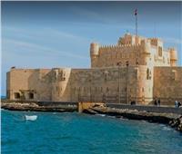 آثار الإسكندرية: مشروع الحماية البحرية حصن قلعة قايتباي من أمواج النوة | فيديو