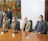 وزير الزراعة:  توفير الدعم الفني لمنتفعي مشروع 1.5 مليون فدان