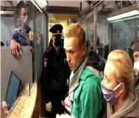 موسكو: القبض على نافالني شأن روسي داخلي