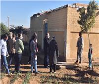 محافظ أسيوط يبحث تطوير قرى الظهير الصحراوي بالقوصية وديروط