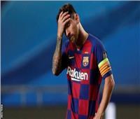 إيقاف ميسي مباراتين بسبب طرده في نهائي كأس السوبر الإسباني
