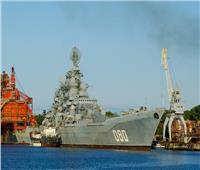سفينة «الأدميرال ناخيموف» تستعدللاختبار