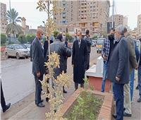محافظ كفر الشيخ يتابع رفع مياه الأمطار وأعمال تطوير الشوارع