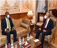 رئيس مجلس النواب يستقبل سكرتير عام منطقة التجارة الحرة الإفريقية