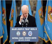 قبل يوم من تنصيبه رئيسًا.. بايدن يبكي أثناء وداعه ولاية ديلاوير