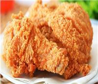 طريقه عمل الدجاج المقرمش في المنزل