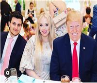 ابنة ترامب تودع البيت الأبيض بـ«عريس» من أصل عربي
