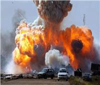 انفجار بالكلية البحرية في طرابلس الليبية