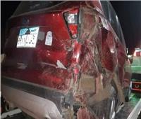 نجاة عضو مجلس نواب من حادث سير بالغربية
