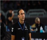 جارسيا يطالب اللاعبين بالتركيز فى المباريات الفاصلة