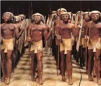 حكايات| تكتيك الجيش المصري.. أسلحة نوعية وتشكيلات وسعت الدولة الفرعونية
