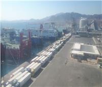 72% زيادة في صادرات موانئ البحر الأحمر وتداول 521 ألف طن بضائع عامة