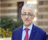 وزيرالتعليم ونوابه داخل البرلمان لعرض كشف حساب الوزارة