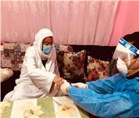 تقديم الخدمة الطبية ومتابعة لـ873 مريضا بكورونا في البحيرة