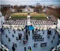 واشنطن تستعد لتنصيب جو بايدن وكامالا هاريس| صور