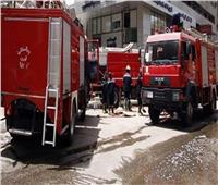 4 سيارات إطفاء للسيطرة على حرائق في قنا