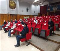 مدير «تعليم المنوفية» يشيد بتطبيق الإجراءات الاحترازية في المدارس الخاصة