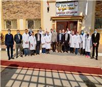 تزويد معامل معهد صحة الحيوان بالإسكندرية بأحدث أجهزة فحص الأغذية.. صور