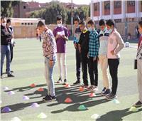 «معًا من أجل تنمية مصر» يستكمل نشاطه بيوم رياضي للشباب بالمنيا
