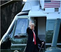المشاهد الأخيرة في وداع ترامب لحكم أمريكا| صور