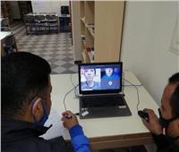 تعليم المنوفية يتابعفعاليات المعرض التمهيدي للتكنولوجيا التطبيقية