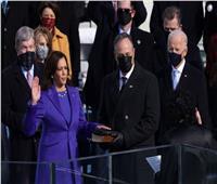 عاجل  كامالا هاريس تؤدي اليمين الدستوري نائبة للرئيس الأمريكي