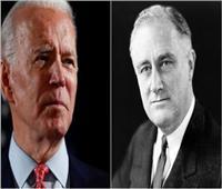 البداية مع «روزفلت».. بايدن الرئيس الـ13 الذي يتم تنصيبه في 20 يناير