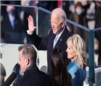 عاجل  جو بايدن يؤدي اليمين الدستوري رئيسًا لأمريكا