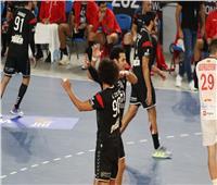 مونديال كرة اليد 2021  انطلاق مباراة مصر وروسيا