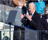 الخطاب الأول كرئيس.. بايدن يتحدث عن الوحدة والديمقراطية الهشة