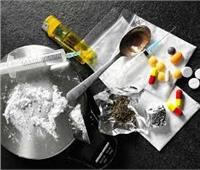 ضبط 2 كيلو «كوكتيل مخدرات»في حملة بالجيزة