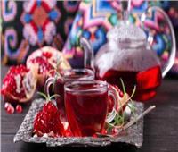 دراسة: شاي الرمان يقوي المناعة ويحمي من هشاشة العظام