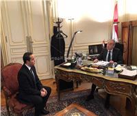 حوار| سفير مصر في «باريس»: 165 شركة فرنسية توفر 350 ألف فرصة عمل
