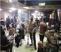 لمواجهة كورونا.. مصادرة 60 شيشة بحي الأزبيكة