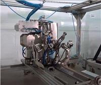 اختبار روبوت فريد من نوعه في محطة «لينينغراد» النووية
