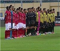 التشكيل المتوقع للأهلي والمقاولون العرب في الدوري المصري