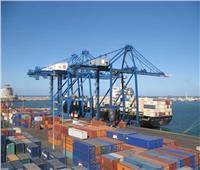 تداول 20 سفينة للحاويات والبضائع العامة بميناء دمياط