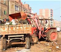 حملات نظافة يومية مكثفة في قرى ومدن الغربية