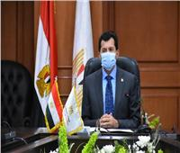 وزير الشباب: «الاتحاد الدولي علم علينا.. ووارد يوقف النشاط»