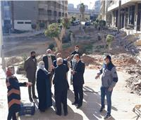 رئيس جامعة الأزهر يتفقد المدن الجامعية ويطالب بإنهاء أعمال الصيانة